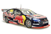 18603Craig Lowndes & Steven Richards Year 2015 Bathurst 1000 Winner Red Bull Racing Australia Holden VF Commodore